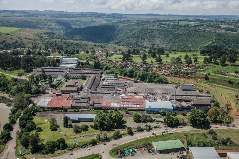 Howick Factory – Aerial
