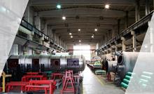 威腾堡工厂橡胶衬里车间